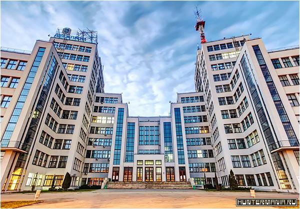 Производственно-эксплуатационное предприятие Госпром в Харькове