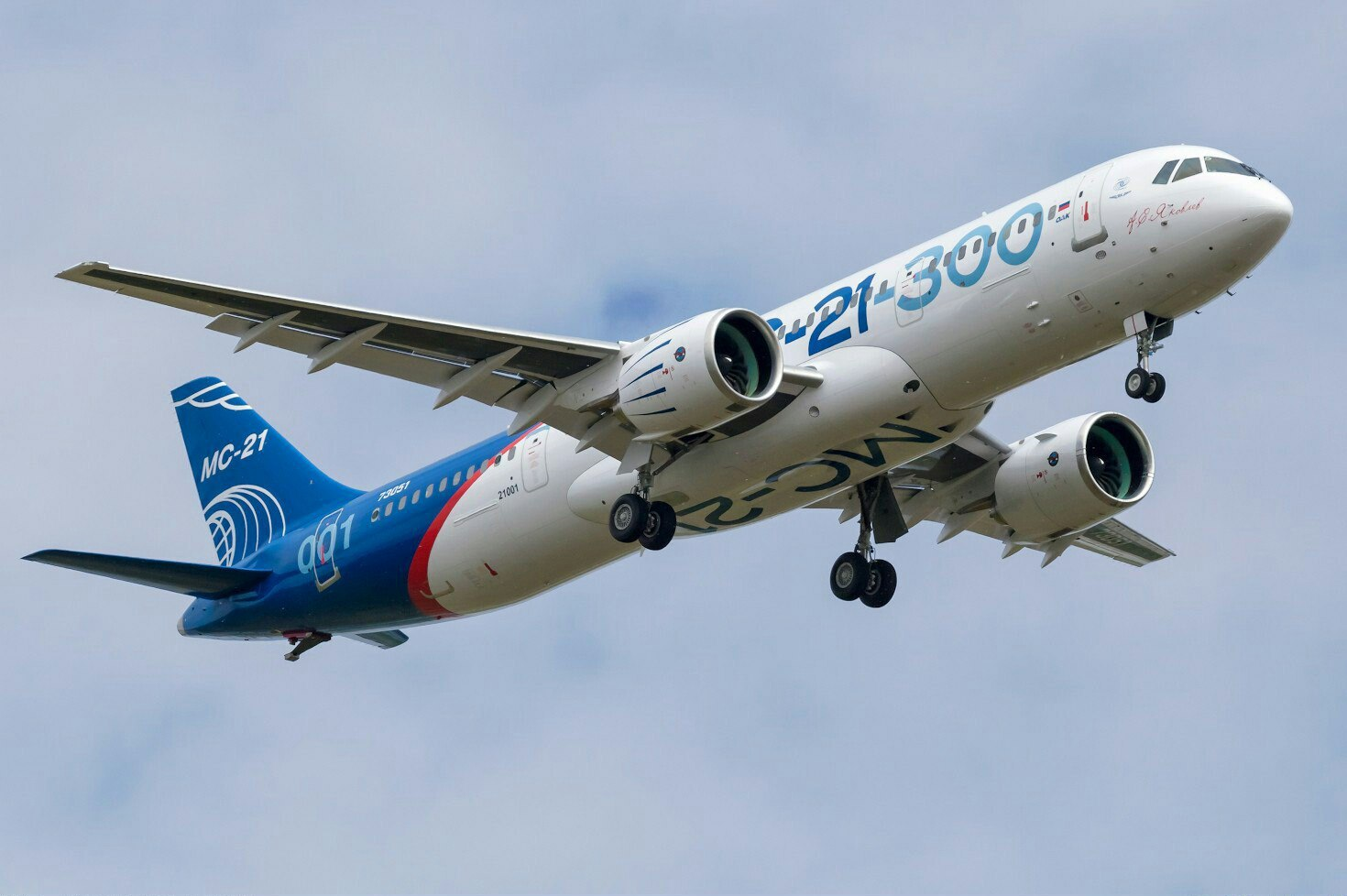 """Убийца"" Airbus и Boeing полетел"