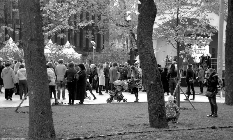 Все музы будут в гости к нам. 25-летие Института современного искусства в Саду Эрмитаж