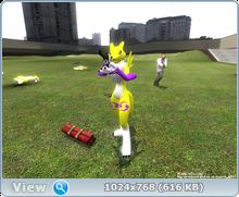 Garrys Mod v15.04.03 + Автообновление + Многоязычный (No-Steam) (2013) PC