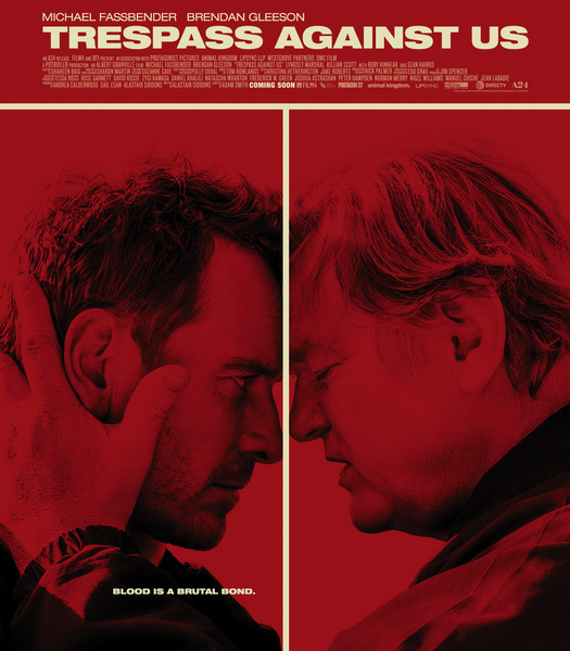 Афера по-английски / Trespass Against Us (2016/WEB-DL/WEB-DLRip)