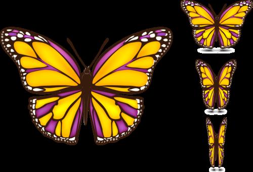 Клипарт насекомые