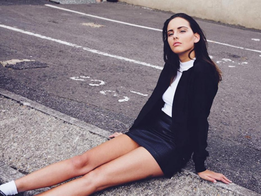 10. Моффи В 2013 году эта девушка с ярко выраженным косоглазием стала настоящей модной сенсацией.