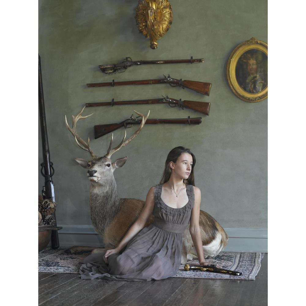 10. Грета Нэйп Вэлли, Калифорния Английский пистолет ок.1820 г. (Lindsay McCrum)