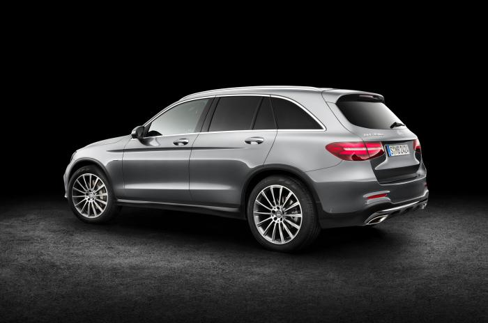 Mercedes-Benz GLC – компактный немецкий кроссовер. Mercedes-Benz GLC – это самый безопас