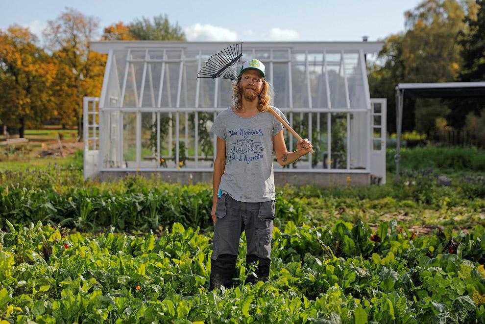 21. Местный урожай тут же. (Фото Maxim Shemetov | Reuters):