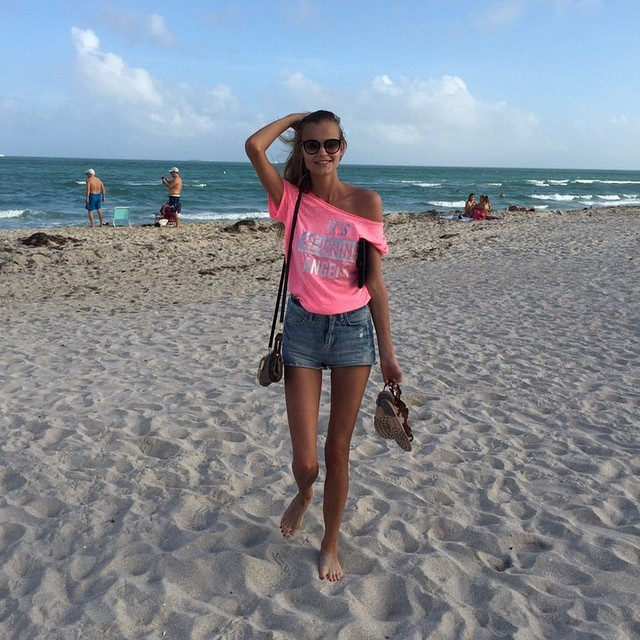 15. Как и многие другие девушки модельного бизнеса, Катя увлекается не только им. За плечами блестящ