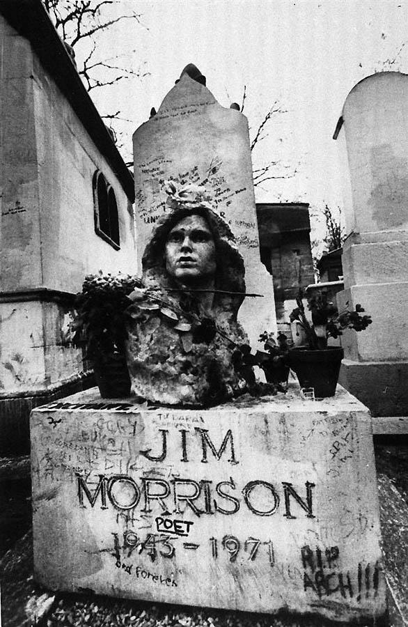 Вспоминая Джима Моррисона