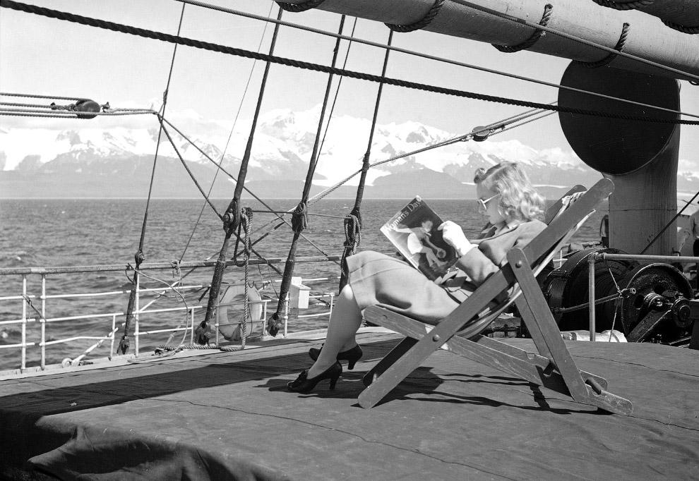 10. Аляскинская трасса, построенная во время Второй мировой войны, связывает Досон-Крик в канад