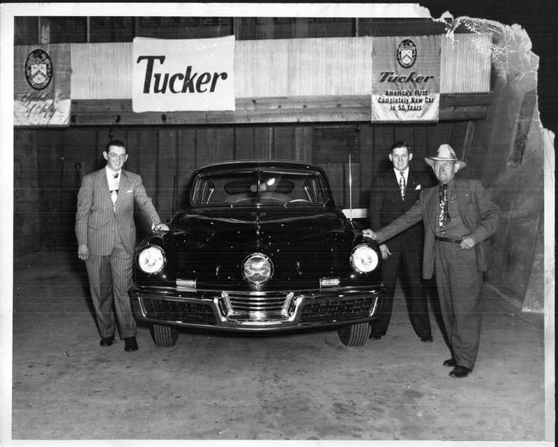Еще одно обстоятельство – в идеях Такера не было ничего эксклюзивного: Харли Эрл из GM уже гот