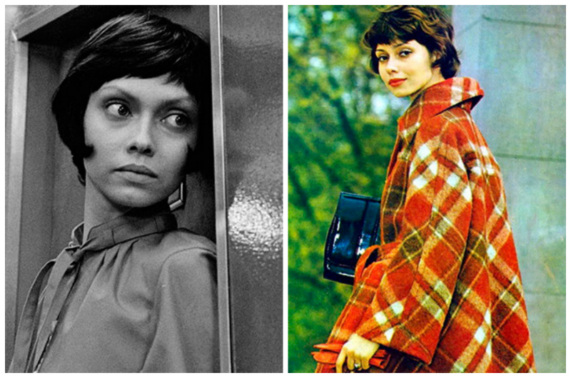 Елена Метелкина Ее знают благодаря ролям в фильмах «Гостья из будущего» и «Через тернии к звездам».