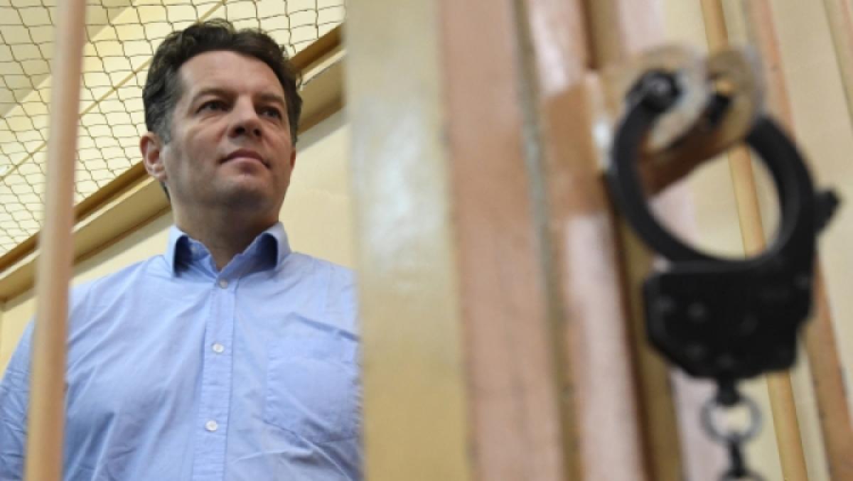 Русский суд продлил арест корреспонденту — Дело Сущенко