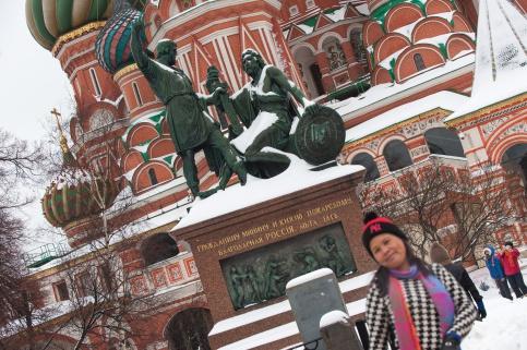 Исследование: Москва возглавила рейтинг известных русских городов среди иностранцев в нынешнем 2016г