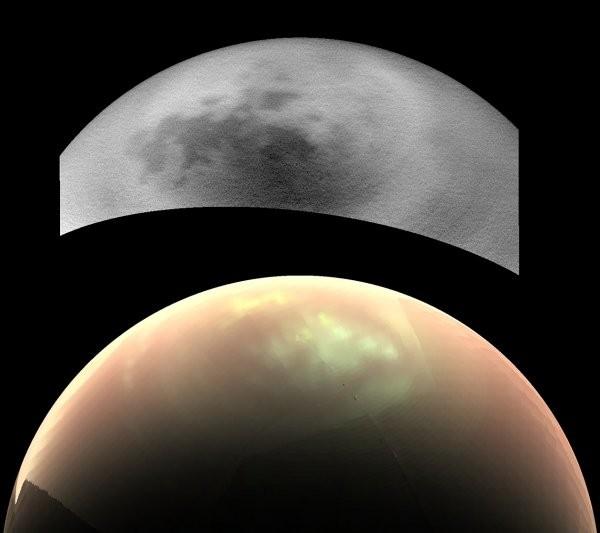 Ученые обнаружили наТитане таинственные облака