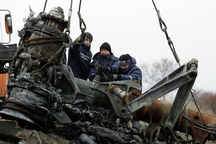 Увернувшегося изДонбасса голландского корреспондента отыскали кость пассажира MH17