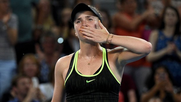 Свитолина вышла вфинал турнира вТайбэе