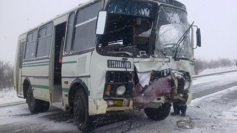 Утреннее ДТП под Саратовом савтобусом забрало жизни четырех человек