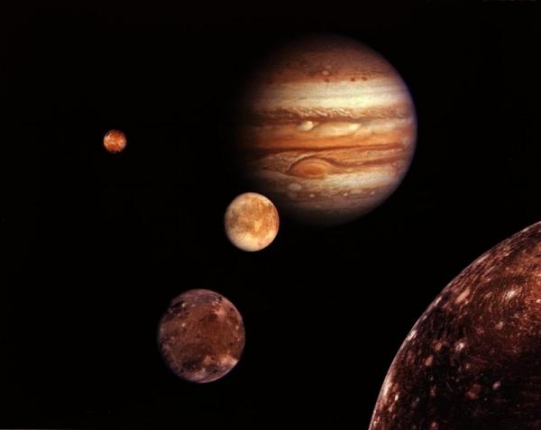 Москвичи увидят Юпитер невооруженным взором