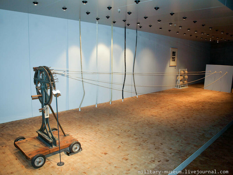 Немецкий технический музей в Берлине - морская коллекция