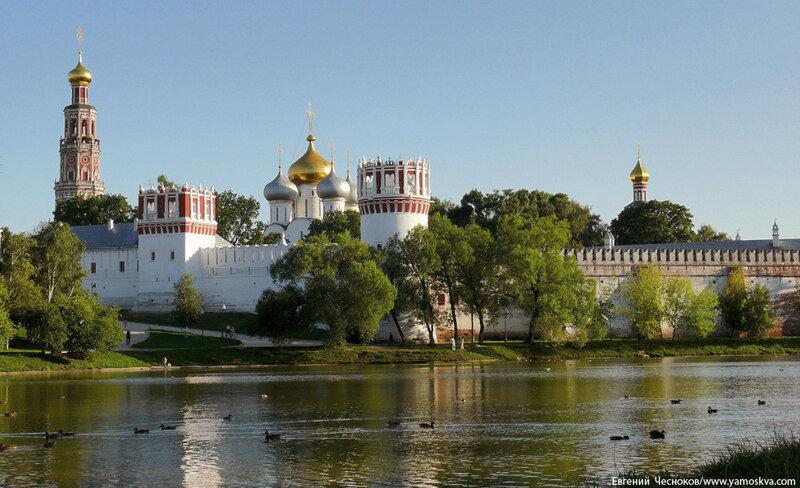 02. Новодевичий монастырь. 09.08.07.2.JPG
