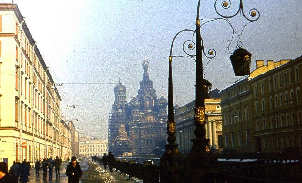 1977-80 Набережная канала Грибоедова..jpg