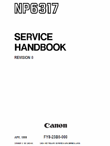 Инструкции (Service Manual, UM, PC) фирмы Canon - Страница 3 0_1b1587_e0f3458c_orig