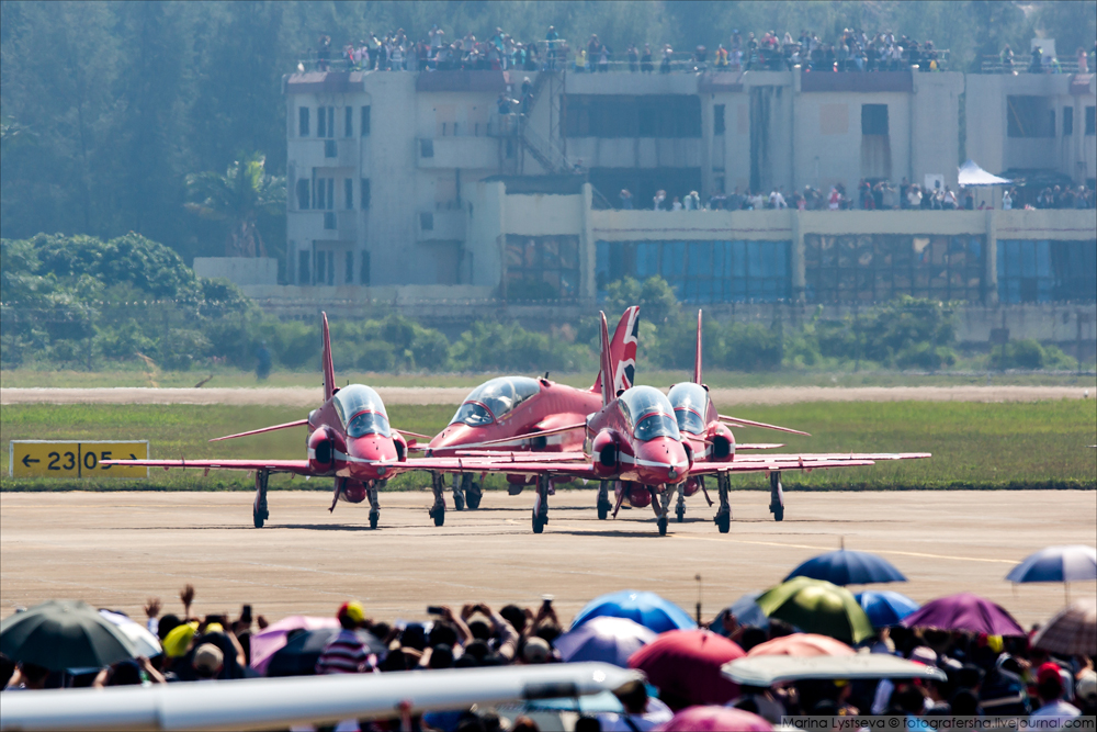 china air show 2016 flight