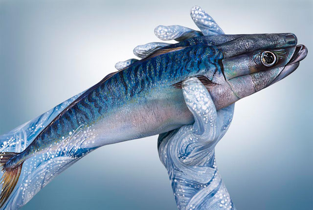Guido Daniele Body Art