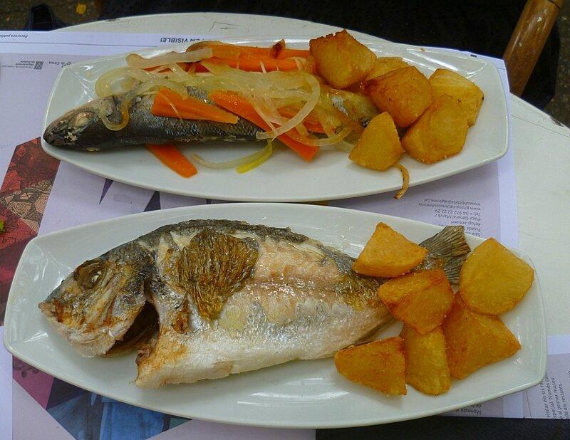 Еда в Каталонии, Испания (Food in Catalonia, Spain)
