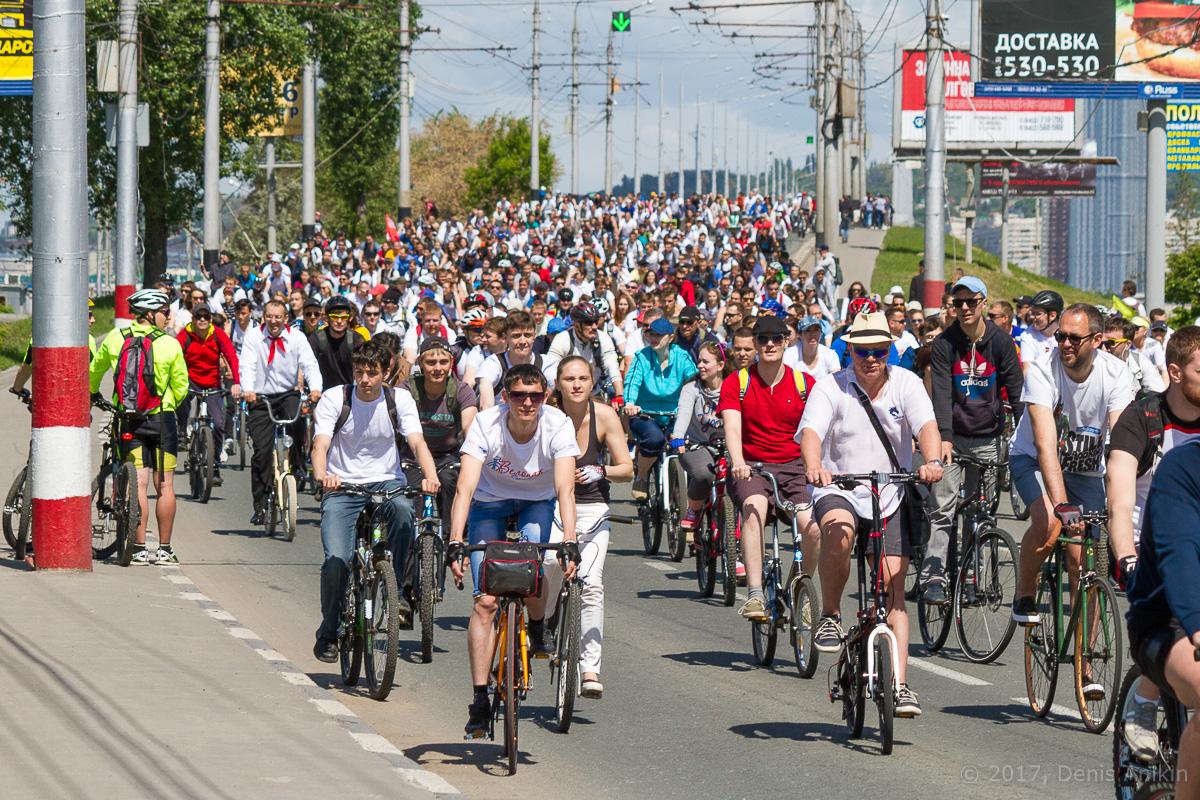 велопарад саратов 2017 фото 12