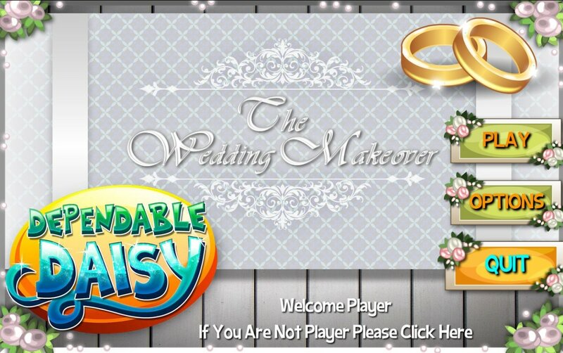 Dependable Daisy: Wedding Makeover