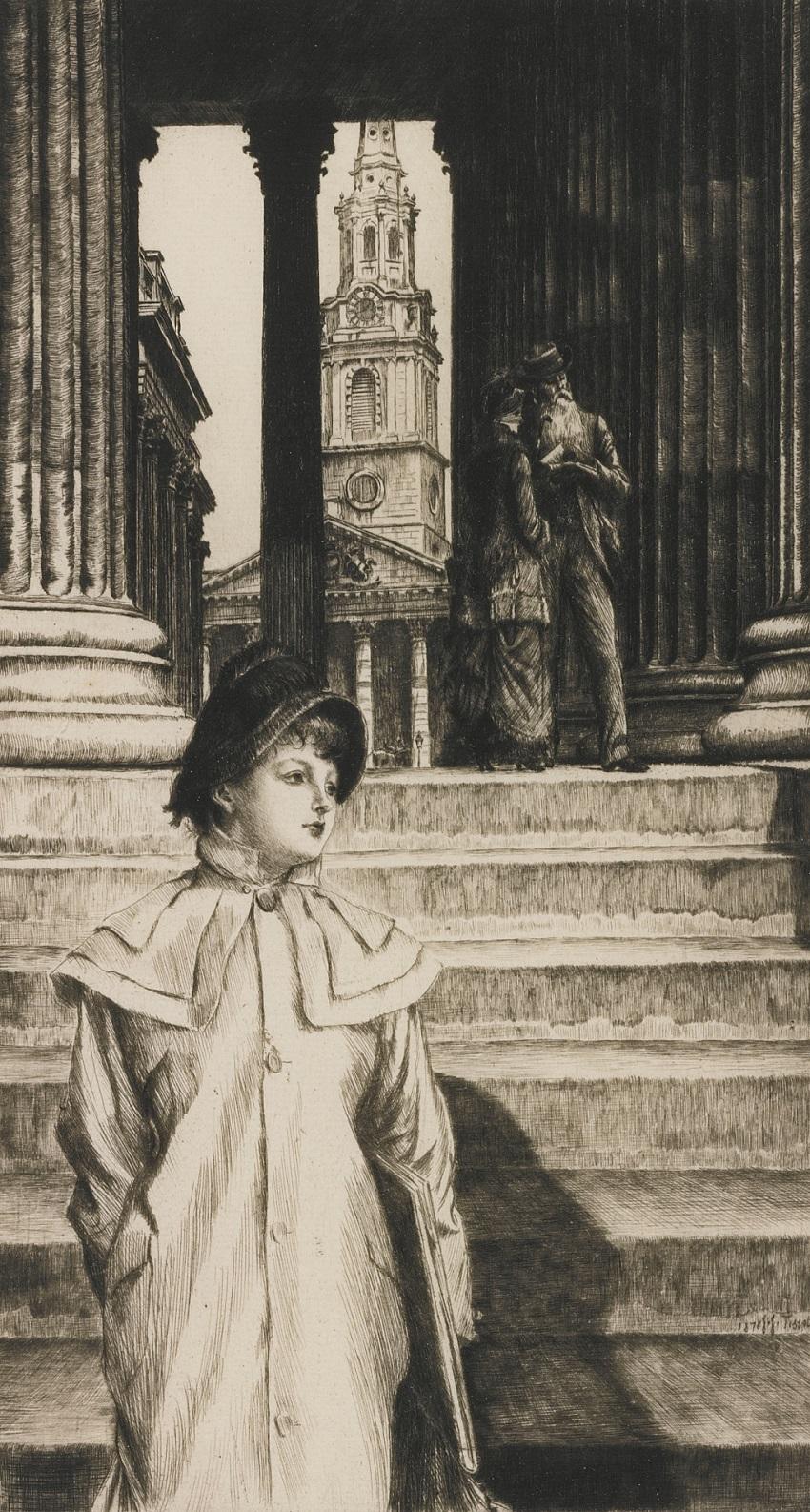 Портик Национальной галереи в Лондоне.jpg