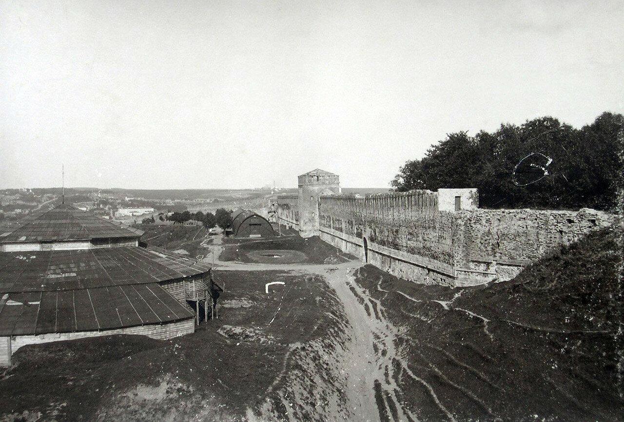 Местность за Лопатинским садом. 1901