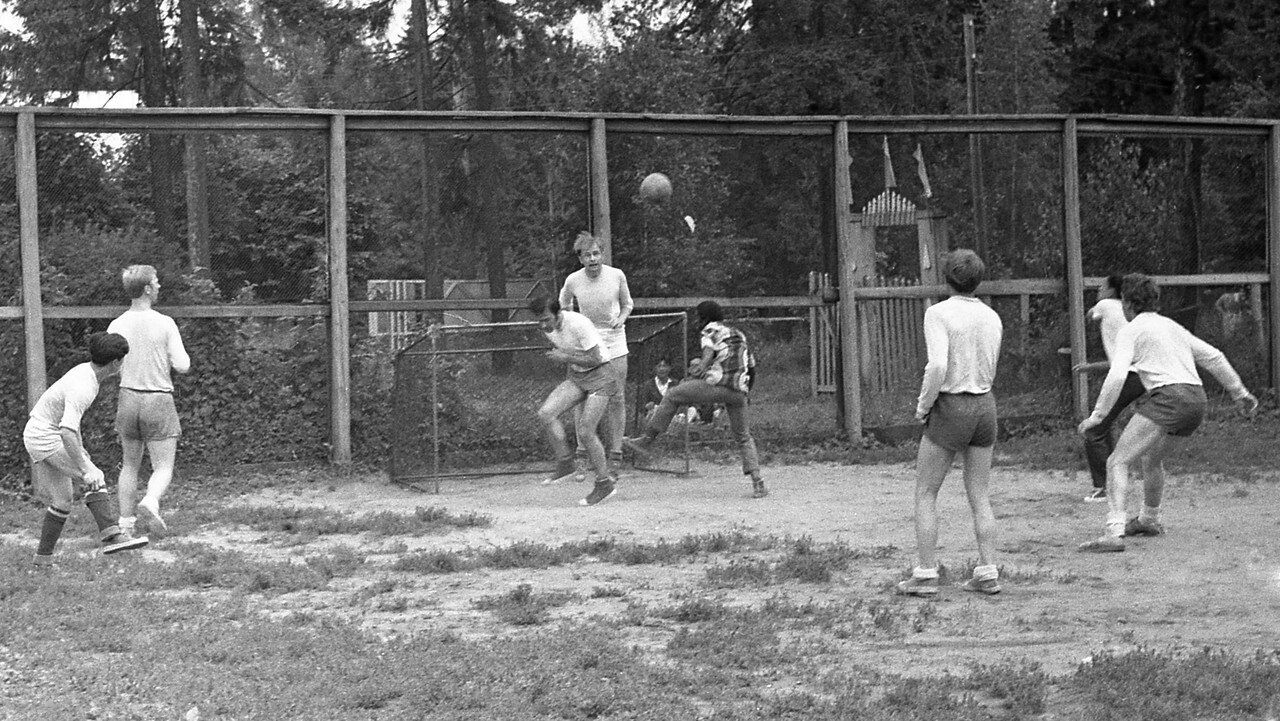 27. Футбол