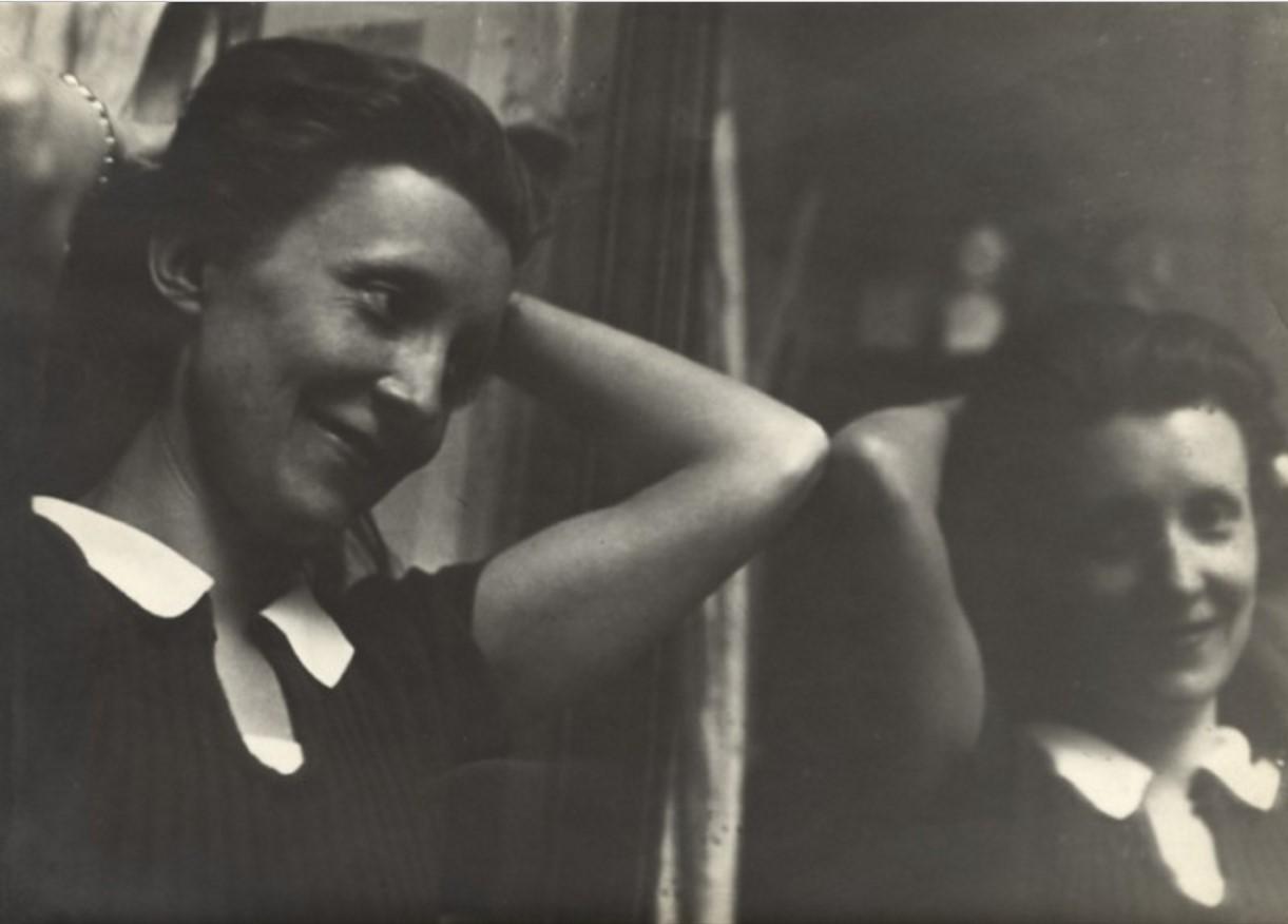 1937. Луиза Буржуа в академии де ла Гранд Шомьер