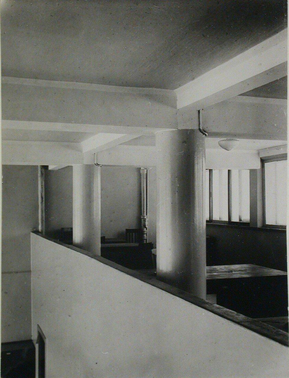 Внутренний вид здания