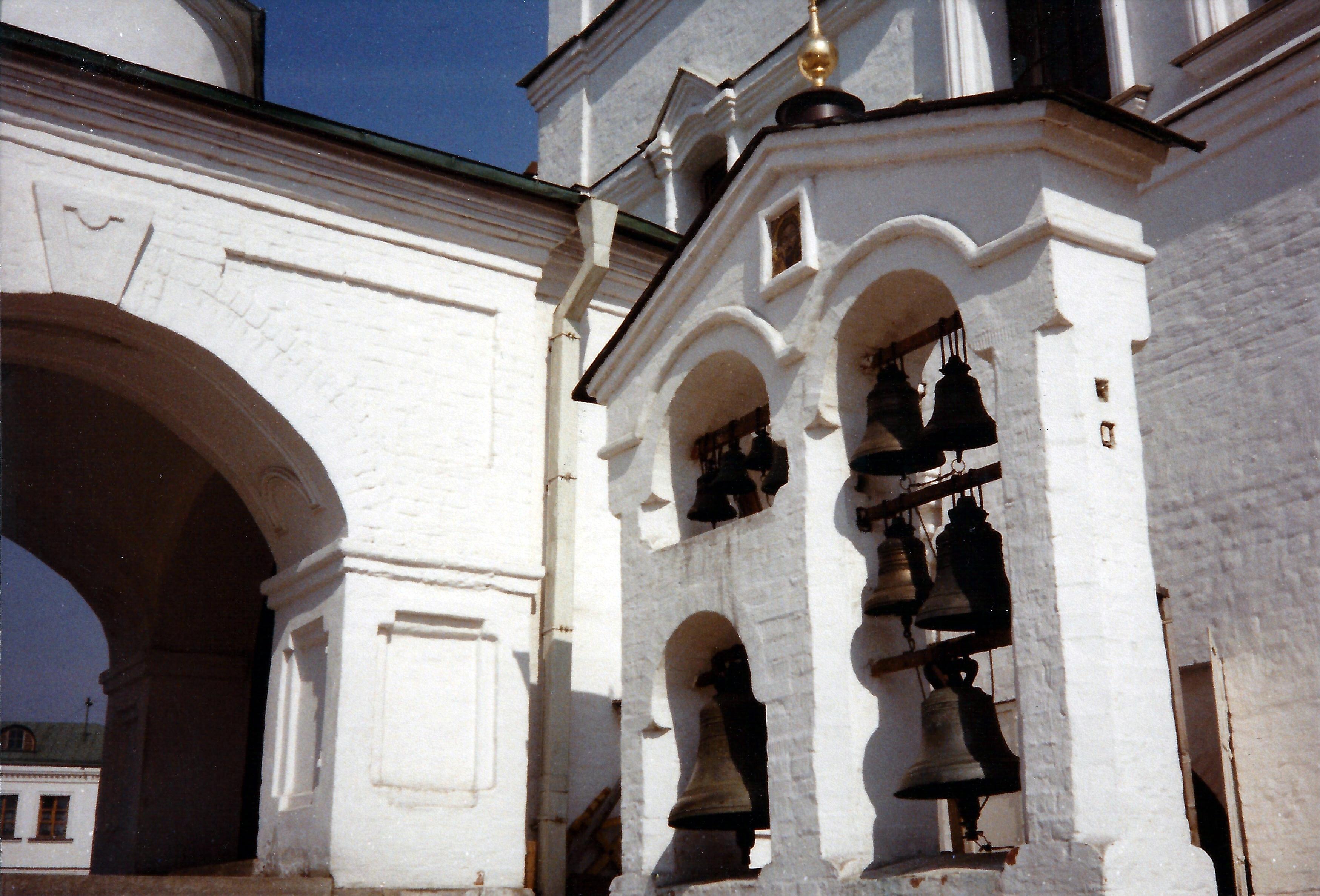 Данилов монастырь. Маленькая колоколенка