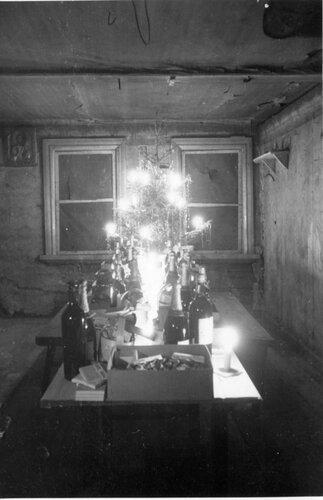 Kriegsweihnacht 1942 im Hinterland der Ostfront