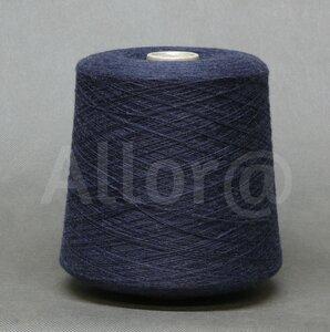 Loro Piana TOP CASHMERE (avatore mel.)  спокойный серо-джинсово-синий меланж