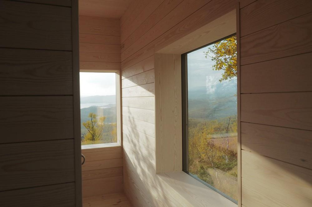 Загородный дом для отдыха в Норвегии