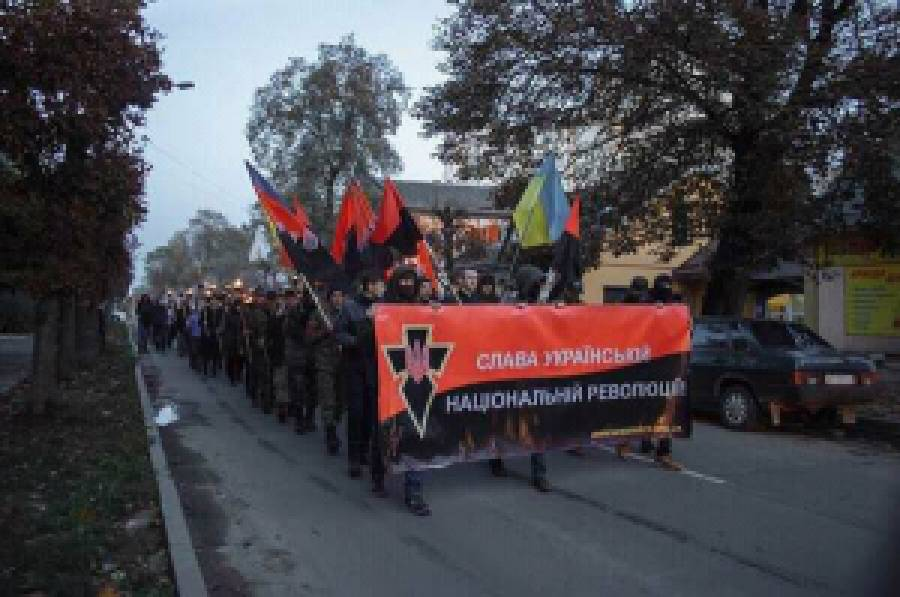 """На Прикарпатье активисты """"ПСу"""" масштабно отметили праздник Покрова"""