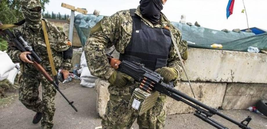 Боевики усиливают свои позиции на участке Докучаевск-Александровка, - ИС