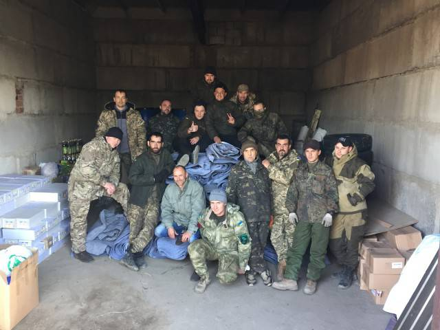 В армию вернулось все то зло и все те порядки, которые были в ней все эти годы, - волонтер Мысягин. ФОТО
