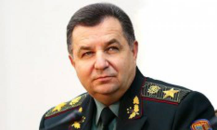 Украина будет расширять военное сотрудничество с Чехией, - Полторак