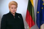 Грибаускайте, президент Литвы.png
