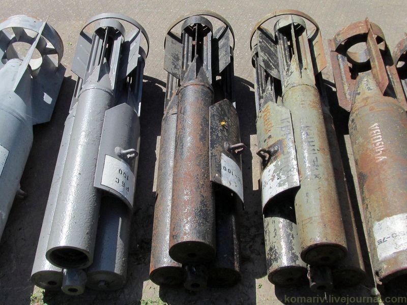 Разовая бомбовая связка РБС-100