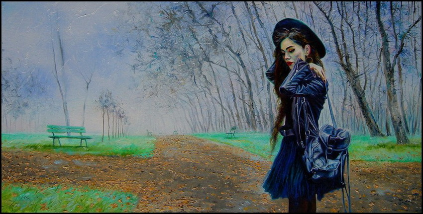 Картины Владимира Куклинского