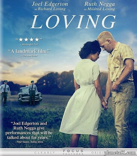 Лавинг / Loving (2016/WEB-DL/WEB-DLRip)