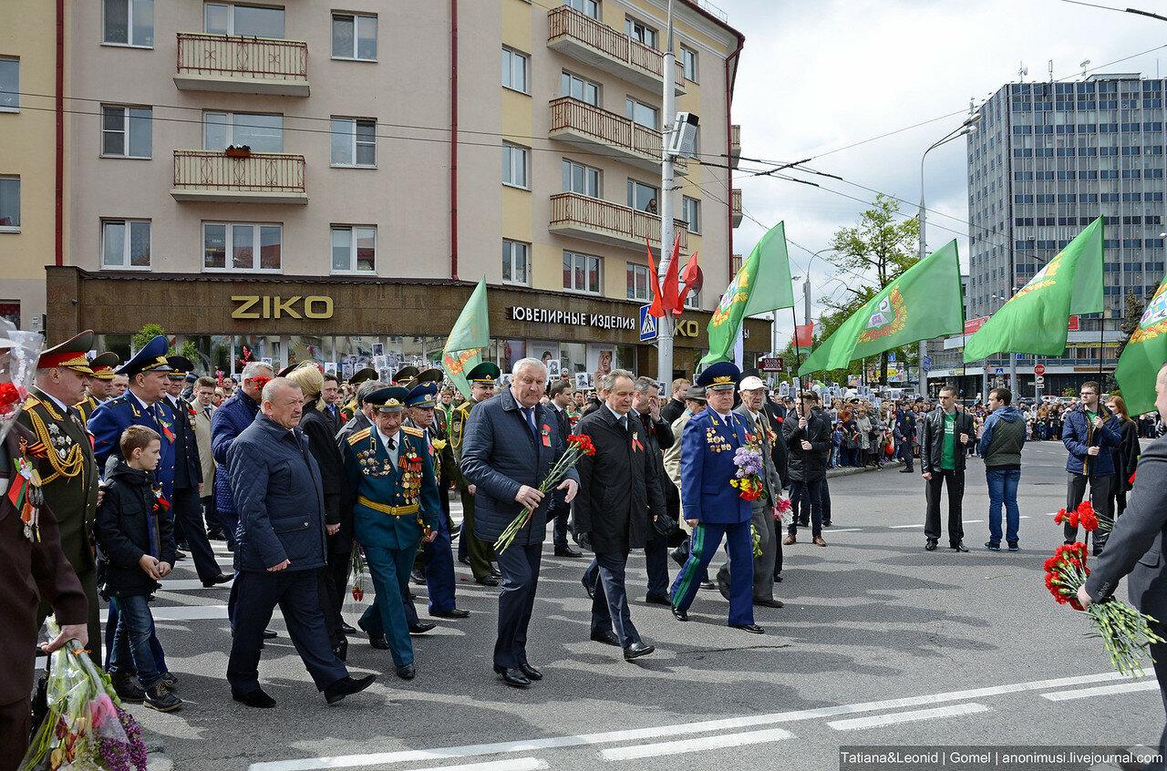 День Победы 2017 в Гомеле. Беларусь