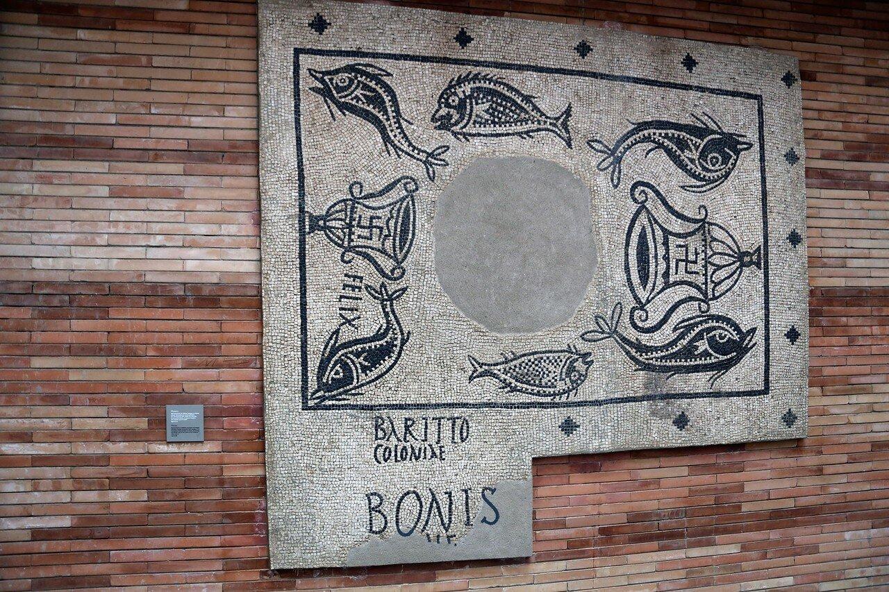 Museo Nacional de Arte Romano, Mérida